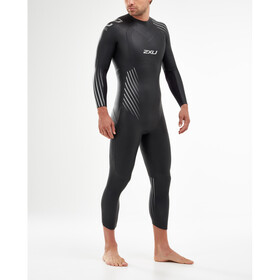 2XU P:1 Propel Wetsuit Men black/silver shadow